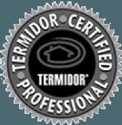 Termidor Certified Professional Logo